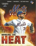 Mets memorabilia review: 2013 program volume 52 #3