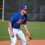 With David Wright out, who's on third?