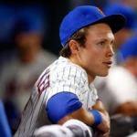 Matt den Dekker should be starting for the Mets