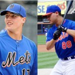 Mets being selectively aggressive with top prospects