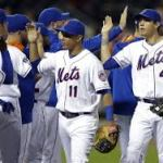 Wilmer Flores and Ruben Tejada give Mets a strong offensive shortstop