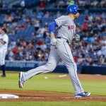 The unexpected power from James Loney and Jose Reyes