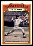Mets COTW: 1972 Danny Frisella In Action