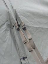 Kiristettävät telttaköydet lukkoineen