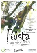 Puista - improvisaatioesitys Teatteriviikolla