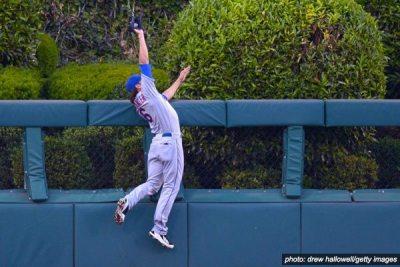den Dekker Catch Mets