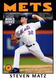 2015 World Series Steven Matz