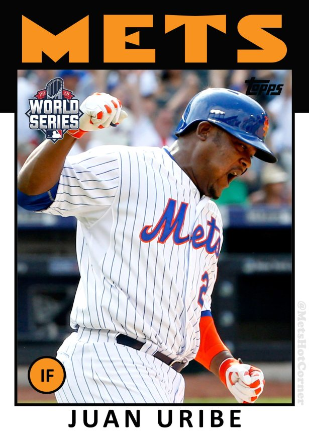 2015 World Series Juan Uribe