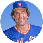 Gary Carter NY Mets