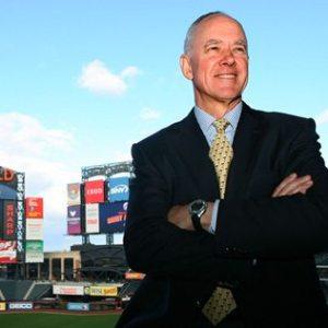 NY Mets Sandy Alderson