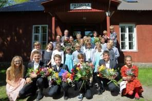 Metsküla kooli lõpetajad 2017
