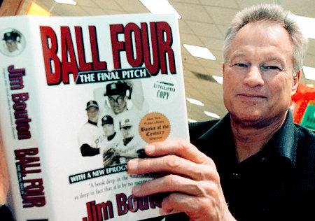 "Jim Bouton Releases ""Ball Four: The Final Pitch"""