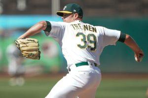 MLB News: Dodgers Agree To Deal With Blake Treinen