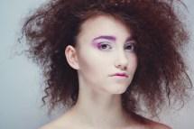 Foto af Mette Bundgaard - Styling Art of Style and Makeup crew- Model Anne Rahbek