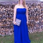 #bigproject bzw. das Abendkleid