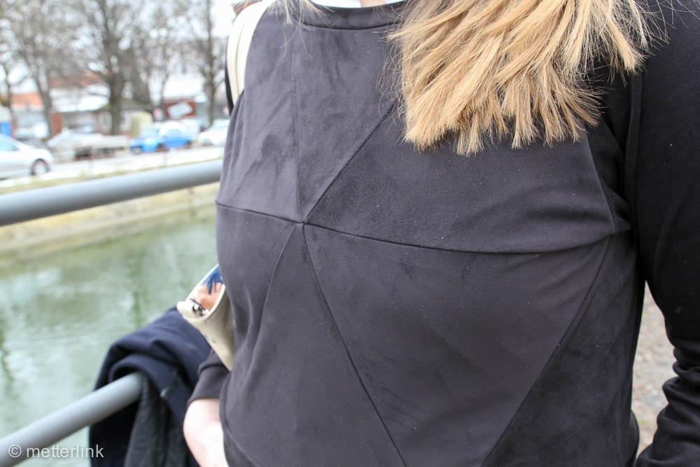 metterlink näht: Ein Jahr ohne Shoppen: ein Update und der Geodesic Sweater