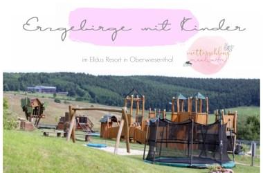 elldus Resort oberwiesenthal kinderhotel urlaub kinder