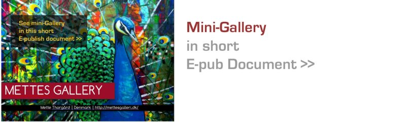 Mini-gallery in short E-pub document