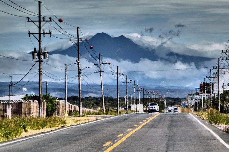 panamerikanske hovedvej costa rica