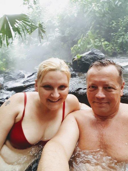 hot springs la fortuna arenal costa rica