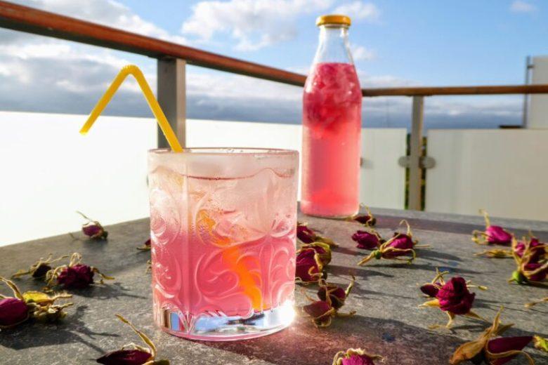 hybenrose lemonade