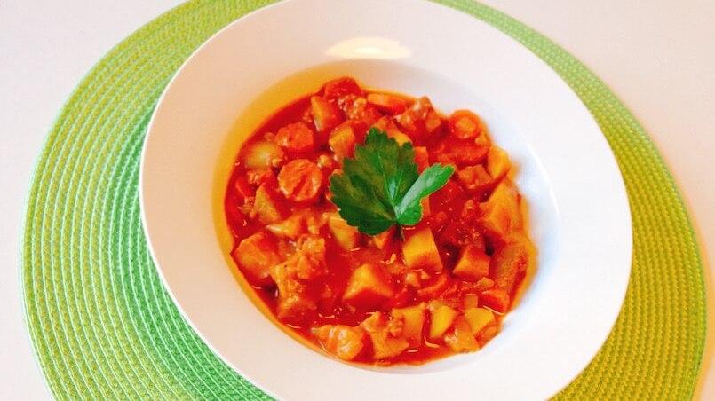 Mafé in der vegetarischen Version