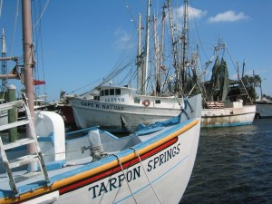 Tarpon Springs and Sponge Docks