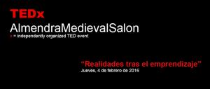 TEDx almendra medieval realidades tras el aprendizaje