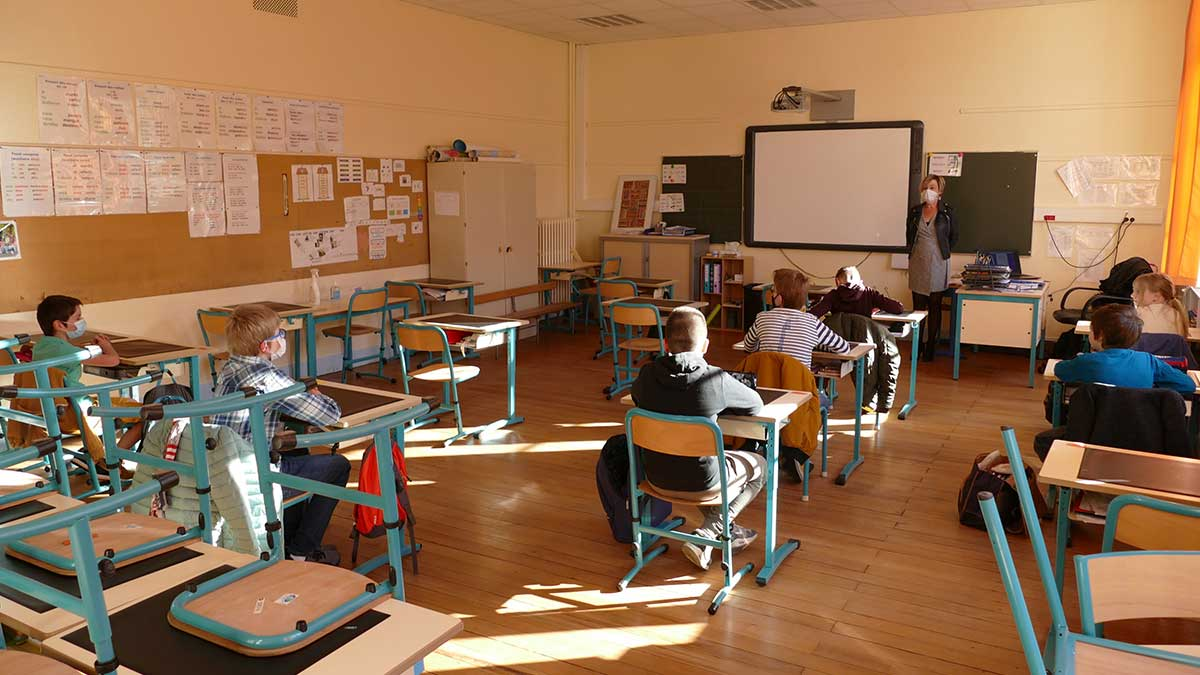 Deconfinement Rentree Ecole Montigny Les Metz