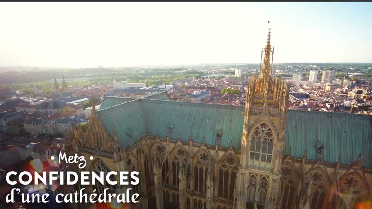 Metz Confidence Cathedrale