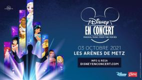 Disney En Concert Magical Music From The Movies Arènes De Metz