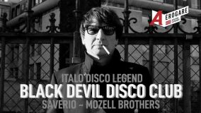 Faceb #1 : Black Devil Disco Club • Saverio • The Mozell Brothers