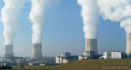 centrale nucleraire cattenom