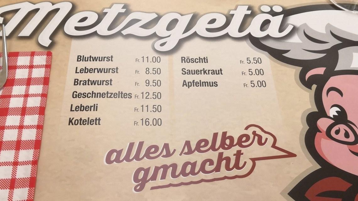 Taverne zum Hirschen, Winterthur