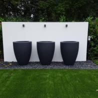 Polyester tuinmuur / plantenbakken