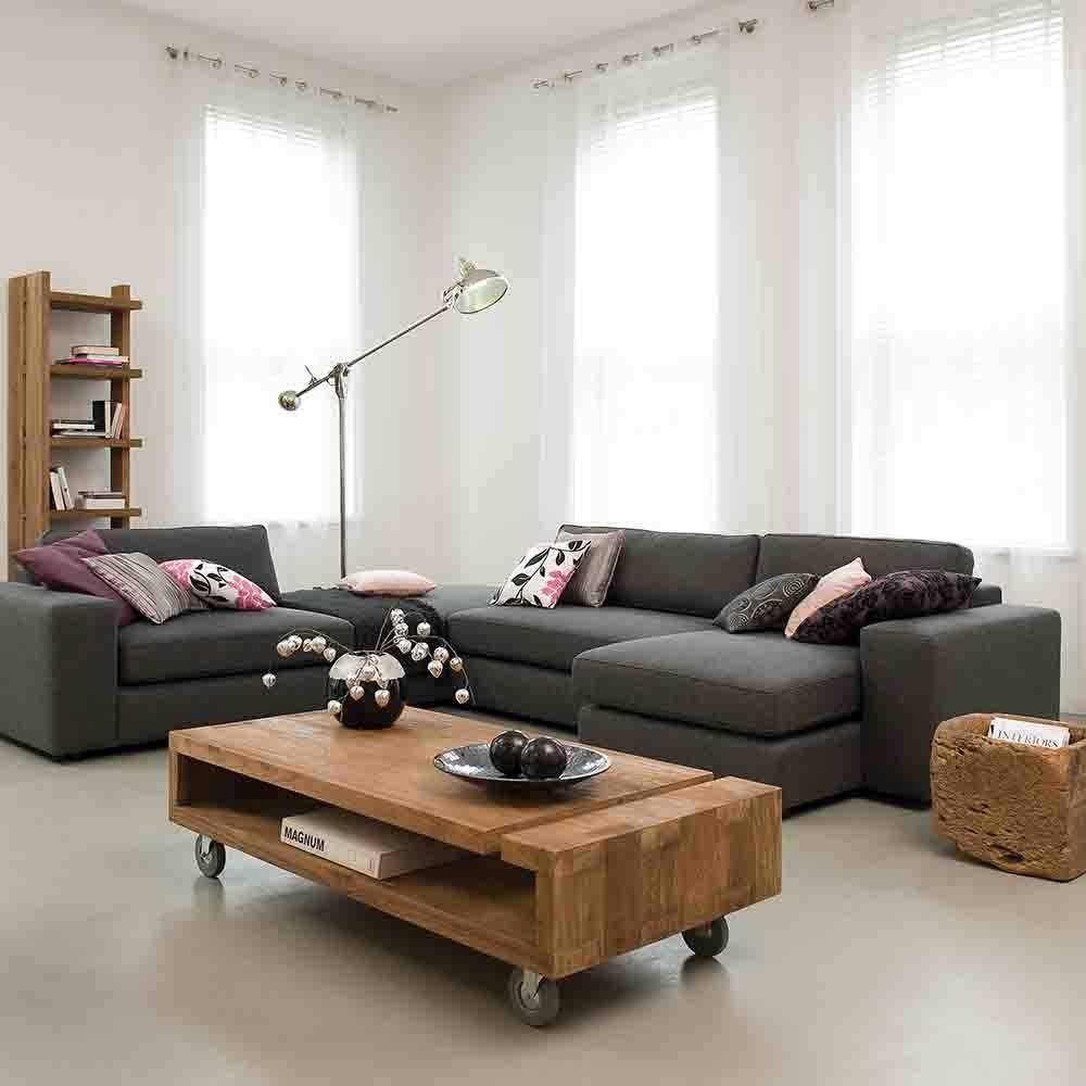 meuble salon bois massif meuble salon