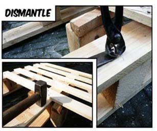 6 etapes de base pour construire vos propres meubles avec des palettes 2