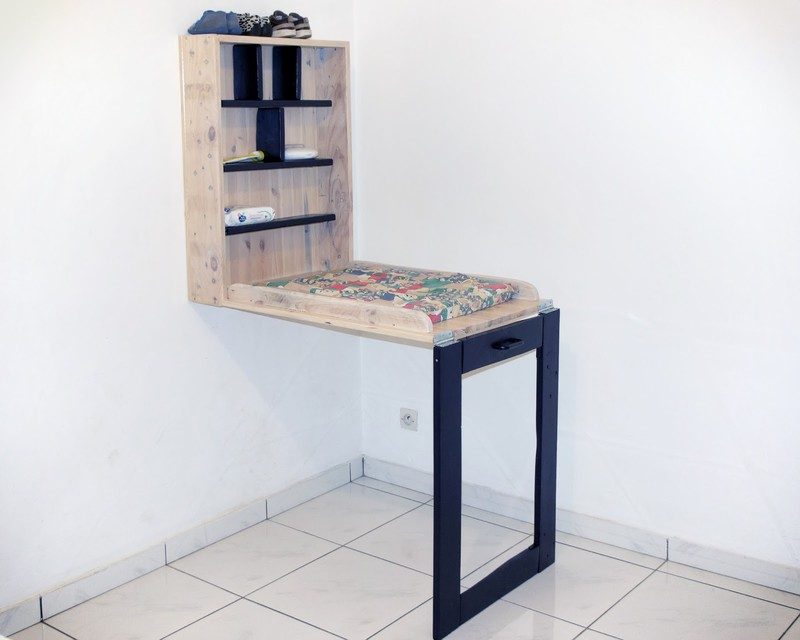 Table Langer Faite De PalettesMeuble En Palette Meuble