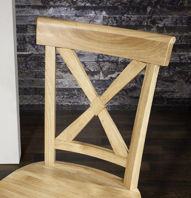 chaise en chene massif assise chene meuble en chene