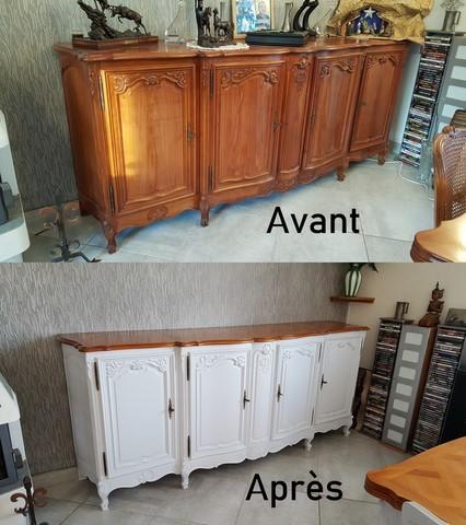 relooking meubles bois