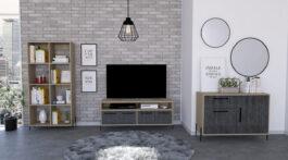 meuble tv mural pas cher