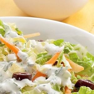 Molho Branco para Saladas