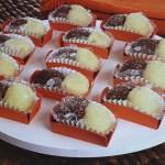 Casadinho de Limão e Chocolate