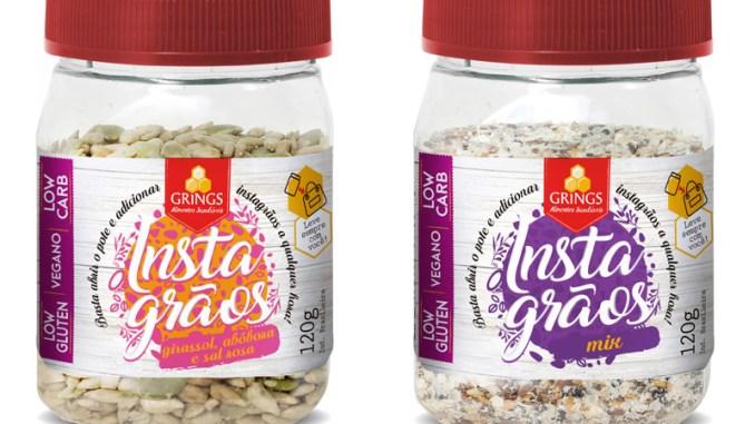 Grings lança mix de grãos e sementes