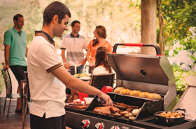 Tramontina promove workshop de churrasco