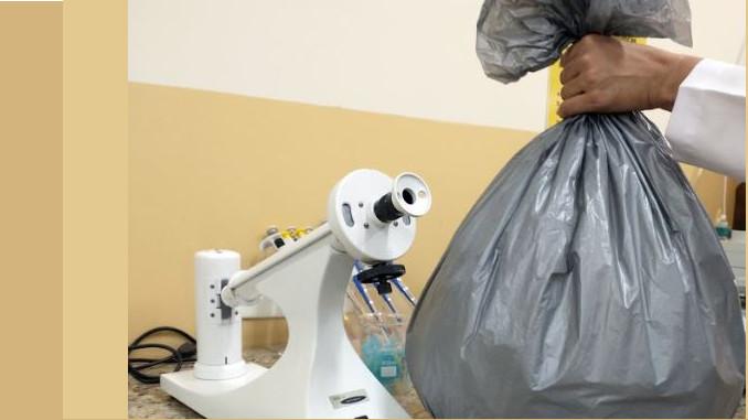 Empresa lança saco de lixo que inativa coronavírus