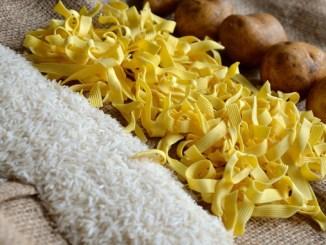 Como substituir arroz, além de batata e macarrão