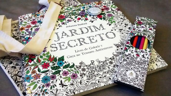 colorir livros anti-estresse