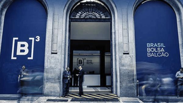 Fachada da B3 - Bolsa de valores brasileira - Be On Invest
