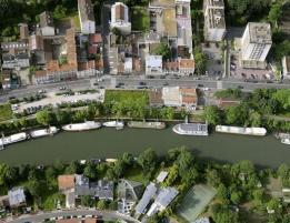 RD7 Meudon sur Seine